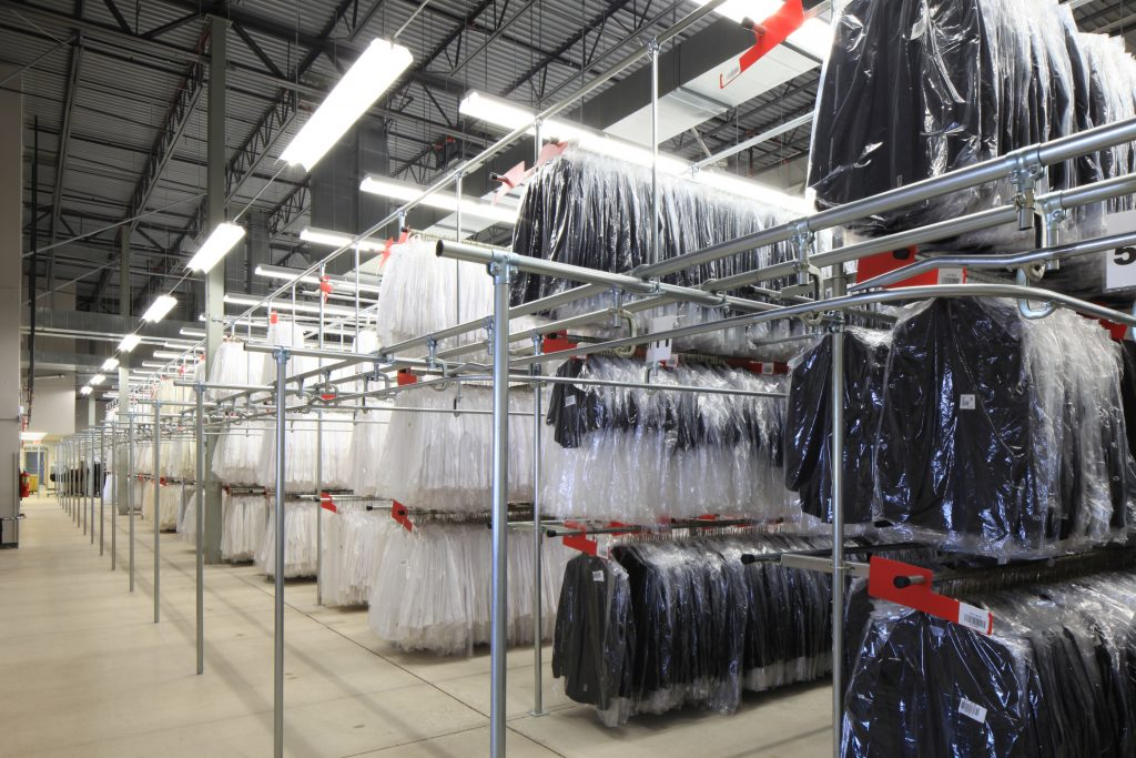 Men's Wearhouse Distribution Facility